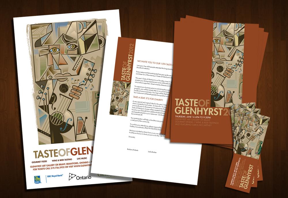 TASTE OF GLENHYRST